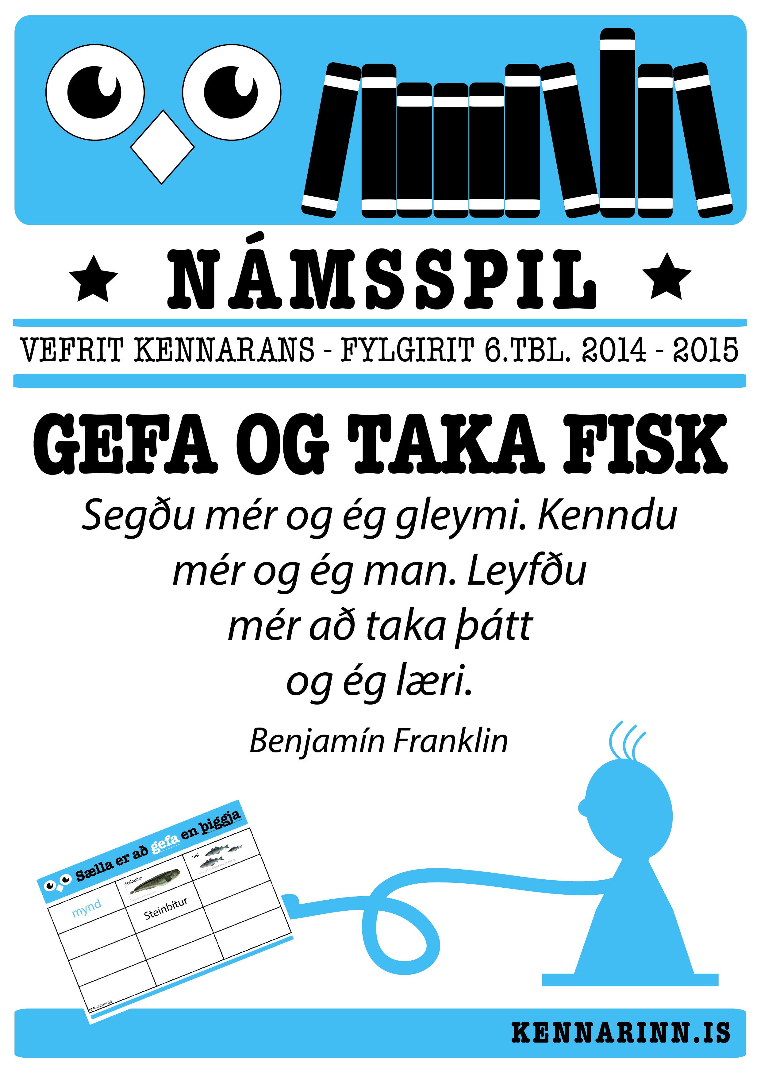 Gefa Taka fisk
