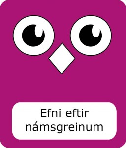hnappar_namsefni_namsgreinar