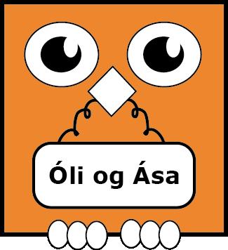 Óli og Ása
