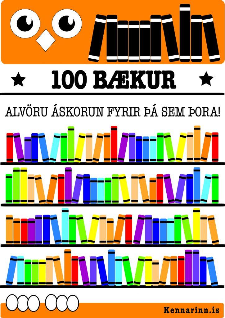 100baekur_veggspjald_litur