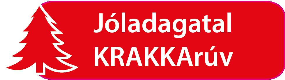 Jóladagatal Krakkrarúv