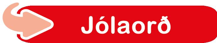 Jólaorð