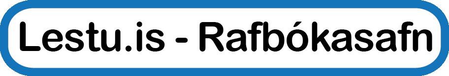 Rafbókasafn