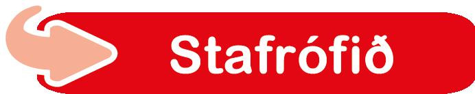 Stafrófið