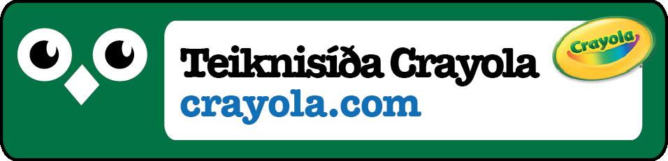 Teiknisíða Crayola