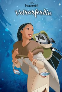 Pocahontas, vetrarferðin