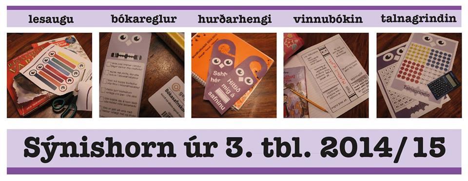 3. tölublað 2014-15