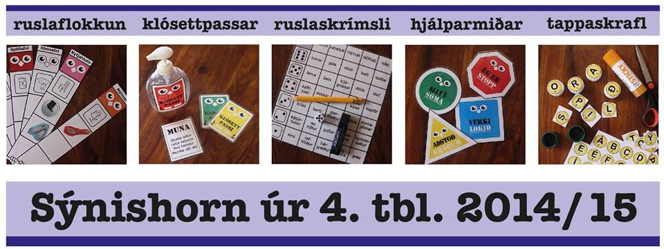 4. tölublað 2014-15