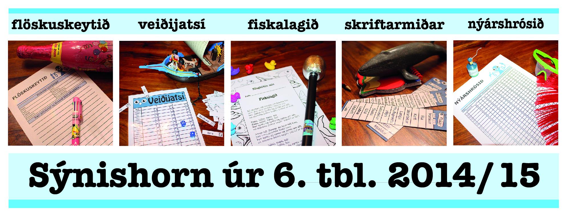 6. tölublað 2014-15