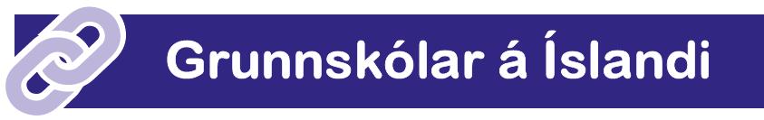 Grunnskólar á Íslandi