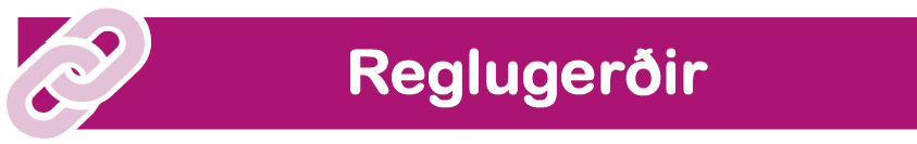 Reglugerðir