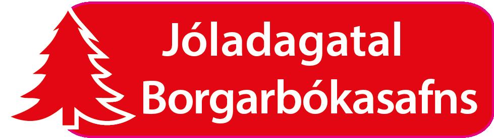 Jóladagatal Borgarbókasafnsins